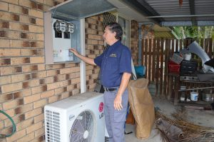 Domestic Electrician in Rockhampton