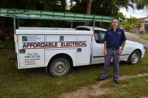 Electrician in Rockhampton