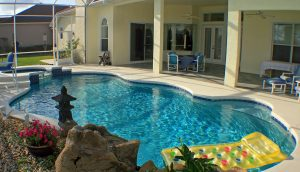 Pool lighting installation rockhampton